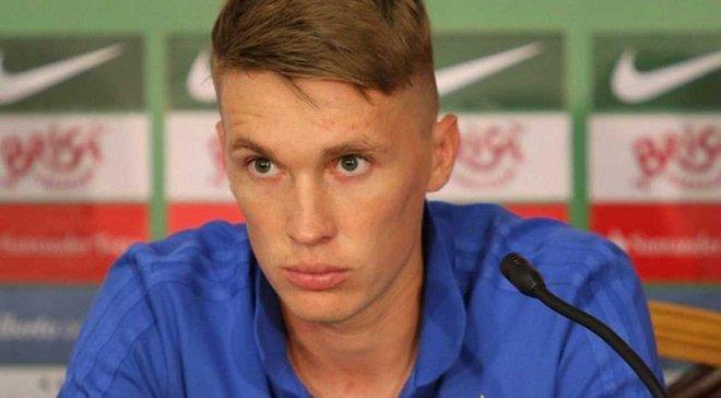 Сидорчук: Приложим все усилия для Лиги чемпионов, это совсем другой уровень