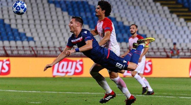 Црвена Звезда – Зальцбург – 0:0 – відеоогляд матчу