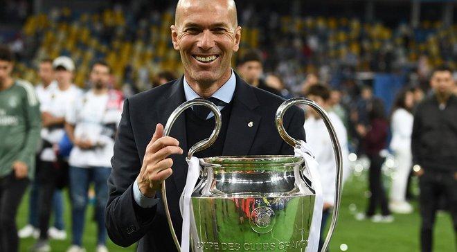 Шарп: Зідан – ідеальний кандидат на посаду тренера Манчестер Юнайтед