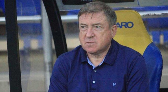 Грозний: Не здивуюсь, якщо Зоря пройде РБ Лейпциг, українські команди показують, що ми вміємо тримати удар
