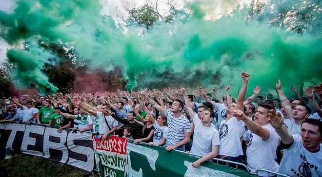 Ребров у Ференцвароші: все про угорський клуб, який програв Динамо славетний фінал та розкрив Петряка-бомбардира