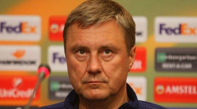 Аякс – Динамо: післяматчева прес-конференція Олександра Хацкевича