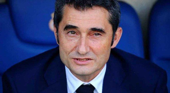 Барселона хочет продлить контракт с Вальверде