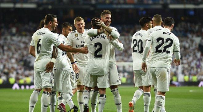 Жирона – Реал – 1:4 – видео голов и обзор матча