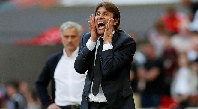 Конте может возглавить Манчестер Юнайтед