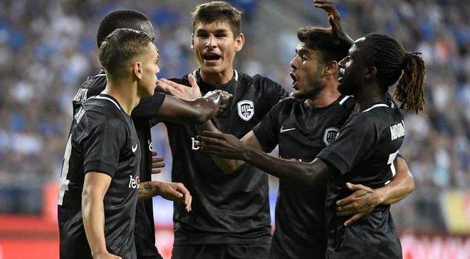 Лига Европы: Генк Малиновского уверенно обыграл Брондбю, Гент с Пластуном и Яремчуком сыграл вничью с Бордо