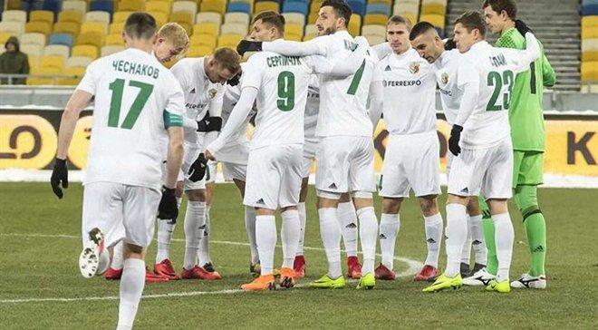 Ворскла дізнається вердикт УЄФА щодо можливості проведення матчів ЛЄ у Полтаві наступного тижня