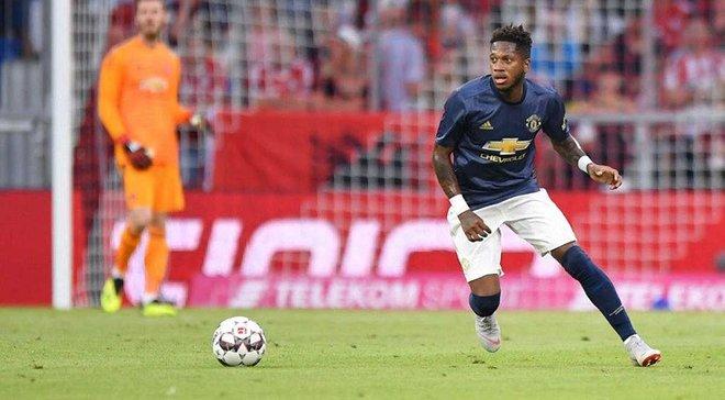 Фред: Манчестер Юнайтед повинен перемогти Тоттенхем, якщо збирається претендувати на чемпіонство
