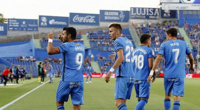 Хетафе впевнено обіграв Ейбар, Леганес уникнув поразки в матчі з Реал Сосьєдад