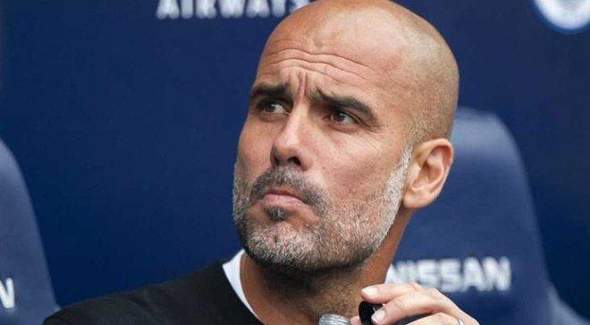 Гвардиола: Игроки Манчестер Сити еще не в форме