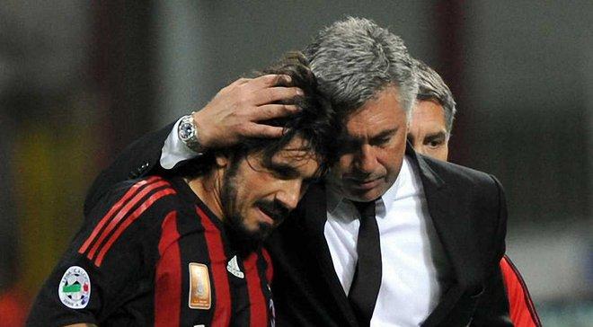 Гаттузо: Для меня Анчелотти больше, чем тренер