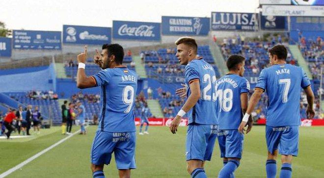Хетафе уверенно обыграл Эйбар, Леганес ушел от поражения в матче с Реал Сосьедад