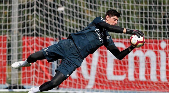 Куртуа дебютирует за Реал против Жироны, – Marca