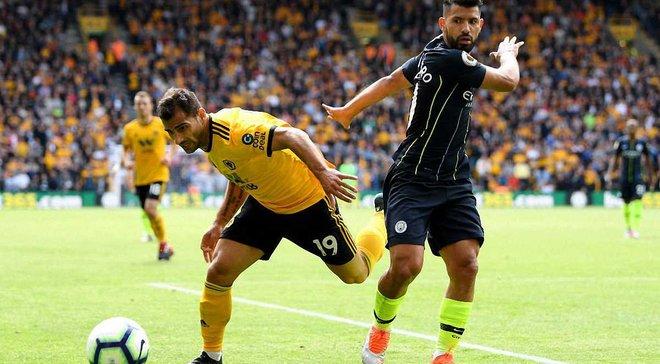 Манчестер Сити сенсационно потерял очки в матче против Вулверхэмптона
