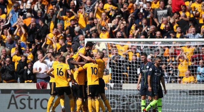 Вулверхемптон – Манчестер Сіті – 1:1 – відео голів та огляд матчу