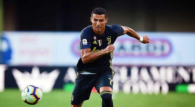 Завдяки Роналду капітал Ювентуса вперше перевищив 1 мільярд євро