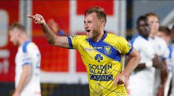 Безус забил курьезный гол за Сент-Трюйден