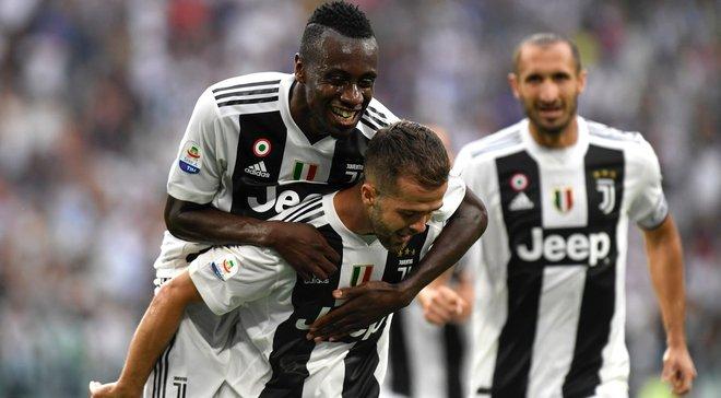 Ювентус – Лацио – 2:0 – видео голов и обзор матча