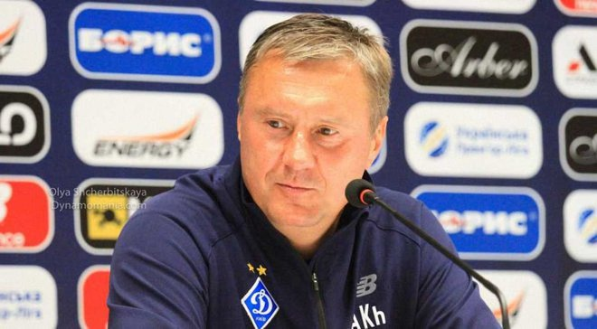 Черноморец – Динамо: послематчевая пресс-конференция Александра Хацкевича