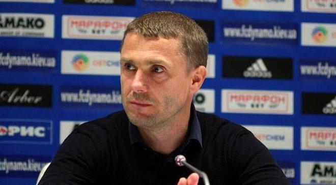 Ребров: Видно, що футболісти Ференцвароша хочуть вчитись та розуміти мої вимоги