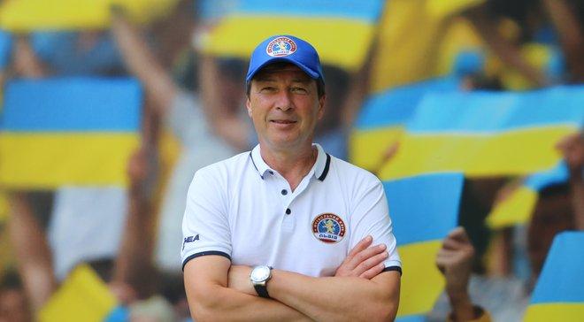 Бакалов: Опыт Мариуполя в еврокубках поможет им в чемпионате