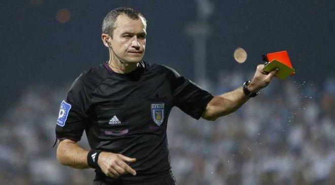 Ступар: Вважаю, що Можаровський та Труханов могли б обслуговувати міжнародні матчі
