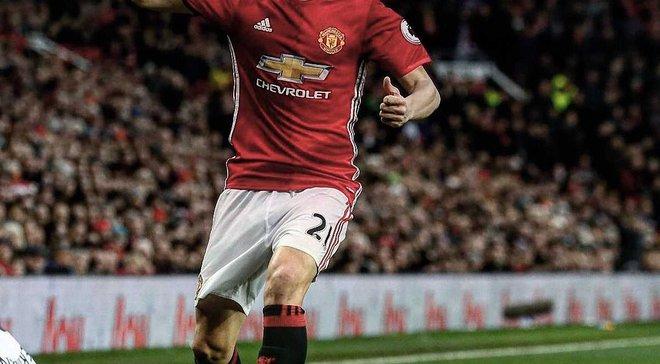 Эррера продлит контракт с Манчестер Юнайтед