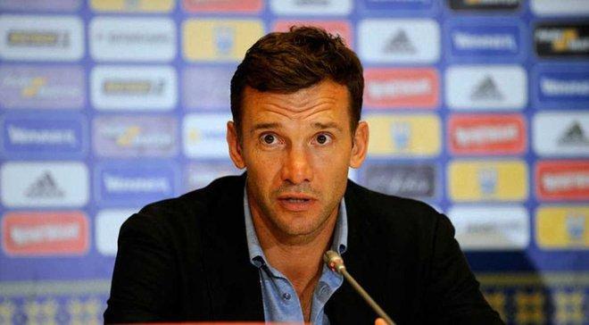 Шевченко: В той системе игры, в которой я использую Марлоса в сборной – он приносит большую пользу