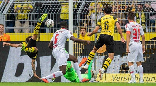 Вітсель забив неймовірний гол у ворота РБ Лейпциг