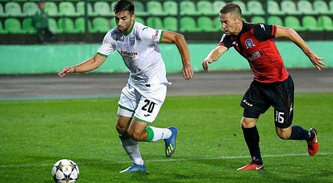 Карпаты – Арсенал-Киев – 1:2 – видео голов и обзор матча