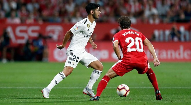 Реал Мадрид на выезде разгромил Жирону
