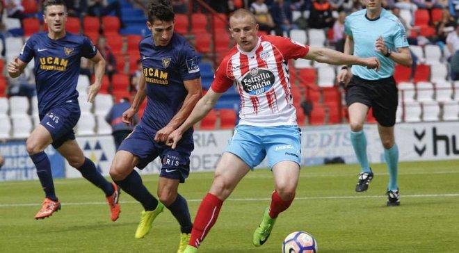 Василий Кравец отдал ассист за Луго в матче против Гранады