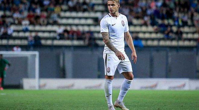 Леднев извинился перед командой и болельщиками за удаление в матче против РБ Лейпцига
