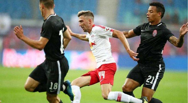 Зоря драматично програла РБ Лейпциг та вилетіла з Ліги Європи