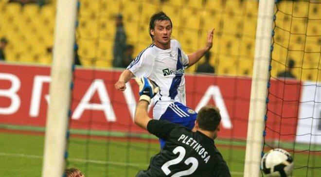 Ретро дня: ровно 10 лет назад Динамо разгромило Спартак в Киеве и прошло в групповой этап Лиги чемпионов