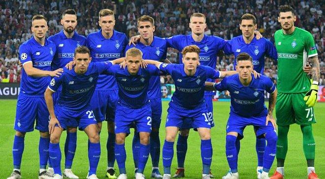 Динамо – Аякс: кияни жодного разу не проходили далі у єврокубках після поразки в першому матчі з різницею у два м'ячі