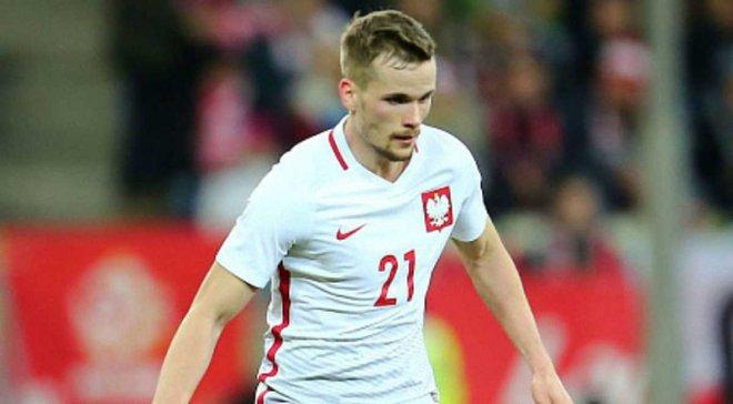 Кендзьора викликаний у збірну Польщі