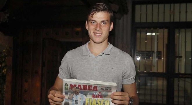 Лунин может стать игроком Леганеса уже сегодня, – испанский журналист
