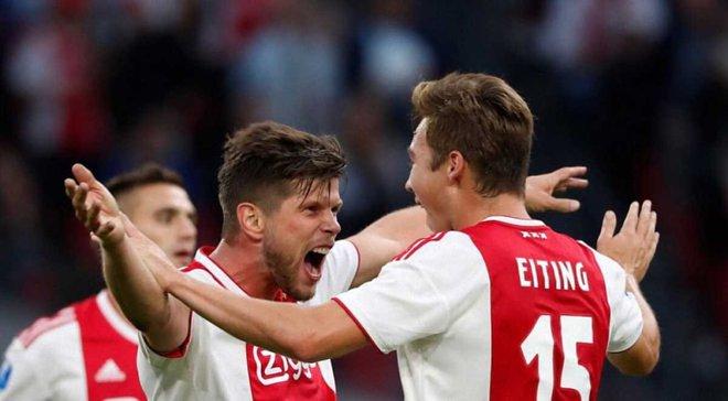 Динамо – Аякс: матч посетят 278 нидерландских болельщиков