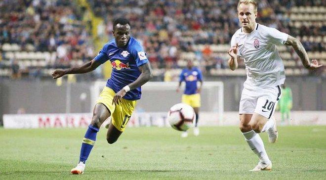 РБ Лейпциг – Заря: анонс матча квалификации Лиги Европы