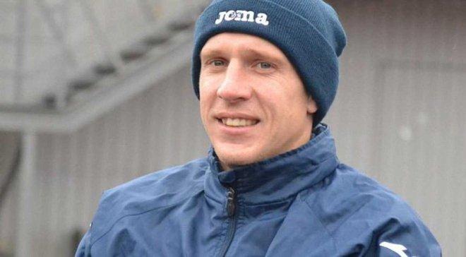 Ищенко продолжит карьеру в любительском клубе