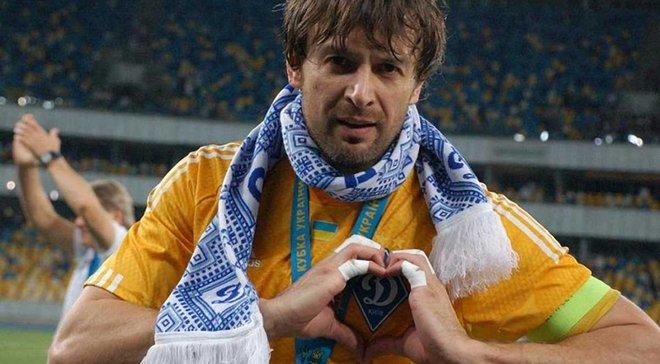 Шовковский вспомнил легендарную фразу Лобановского накануне матча Динамо – Аякс
