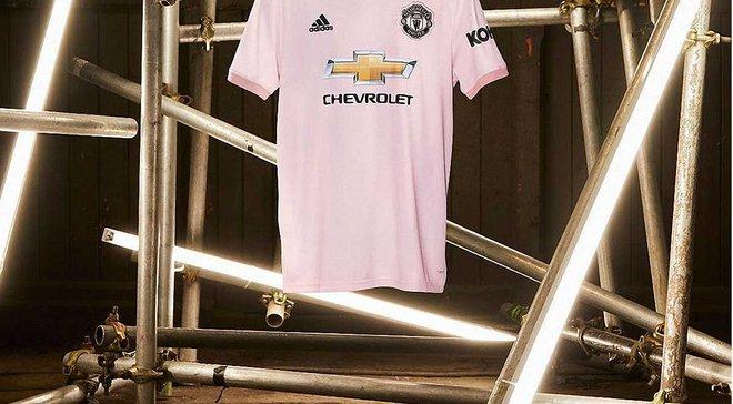 Манчестер Юнайтед представил выездную форму сезона 2018/19