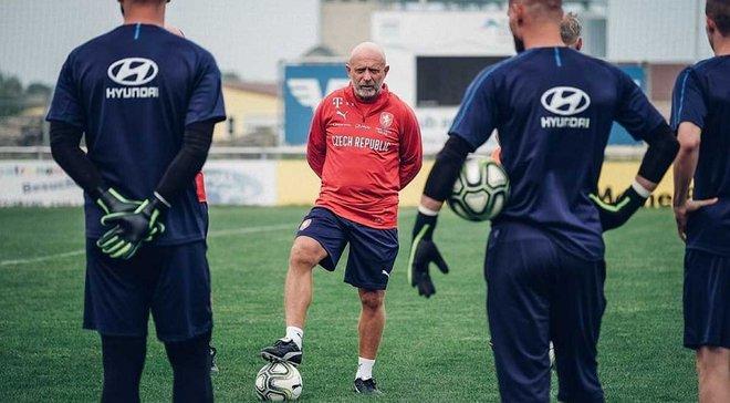 Збірна Чехії визначилась із складом на матч Ліги націй проти України
