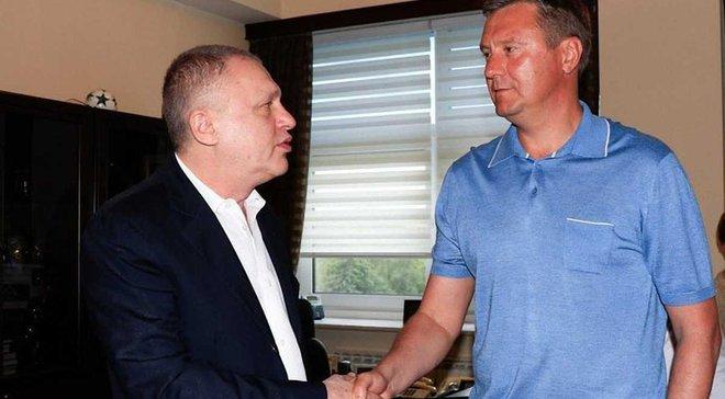 Чи відправить Суркіс Хацкевича у відставку після вильоту Динамо з Ліги чемпіонів – головні причини