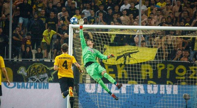 Лига чемпионов, плей-офф: АЕК Чигринского и Янг Бойз пробились в групповой этап турнира