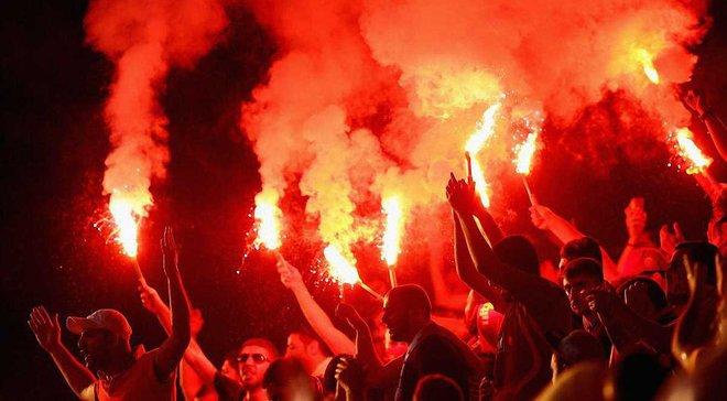 Матч Кубка Либертадорес Сантос – Индепендьенте прервали из-за беспорядков на трибунах