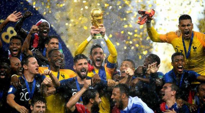 Франція оприлюднила заявку на Лігу націй