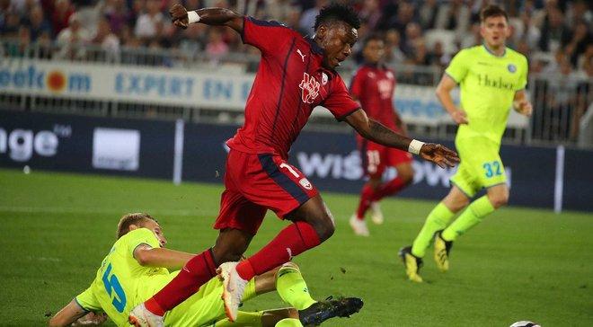 Ліга Європи: Гент з Яремчуком поступився Бордо, Селтік та Севілья вийшли в груповий етап