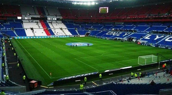Ліон – Шахтар: матч Ліги чемпіонів пройде за порожніх трибун